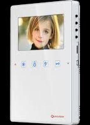"""Відеодомофон 4.3"""" з визивною панеллю видеодомофон"""