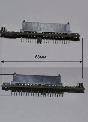Переходник, адаптер для жесткого диска SATA к разъему IDE
