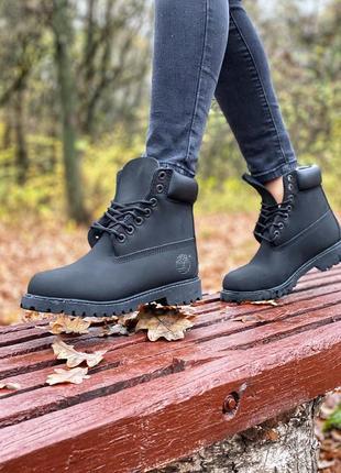 Ботинки женские ❄зимние timberland термо