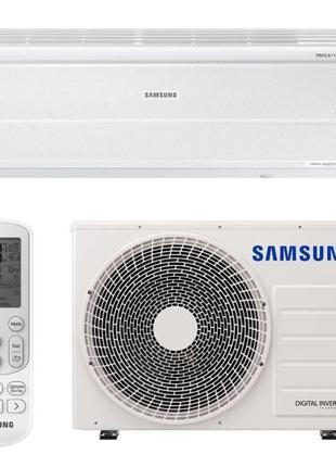 Настенный инверторный кондиционер Samsung AR09NXCXAWKNEU WindF...