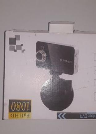 Відеореєстратор авто видеорегистратор 1080P 2.7 дюйма регистратор