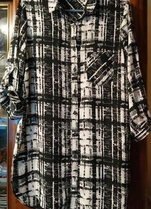 Dorothy perkins удлиненная рубашка-туника/платье-рубашка