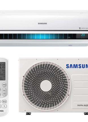 Настенный инверторный кондиционер Samsung AR12NXPDPWKNEE Nordi...