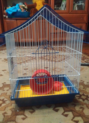 Клетка для мелких птиц и грызунов