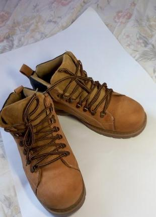 Ботинки мужские зима armando италия