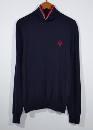 Свитер moschino wool jumper