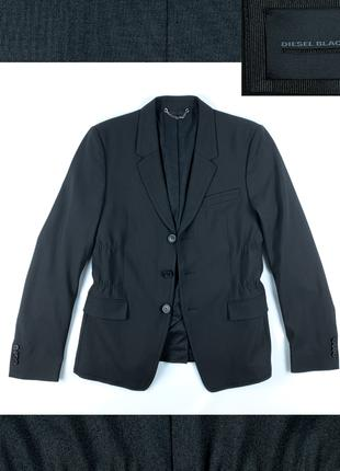 DIESEL BLACK GOLD мужской пиджак куртка