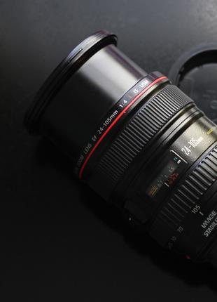 Canon 24-105 mm. f/4 L IS , Гарантія півроку фотосервісу Canon