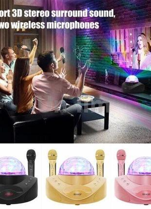 Портативная система Magic Karaoke SDRD X15315 (SD-308)