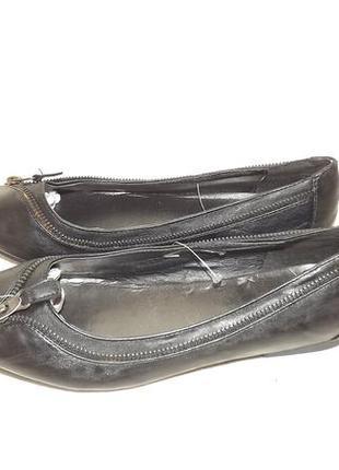 Туфли балетки эко кожа savannah 37 размер