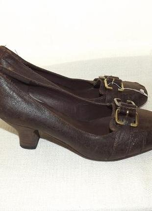 Туфли на каблуке straboski 23 см стелька