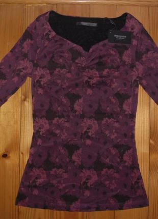 Кофточки, блузки, футболка manguun германия 34 р.