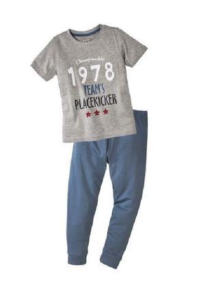 Пижама lupilu 110-116р