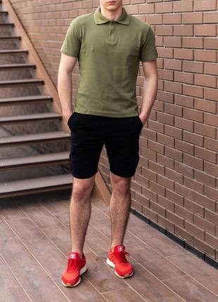 Комплект шорты + футболка на лето для мужчин!