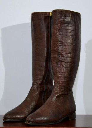 Сапоги vero cuoio w`s leather boots