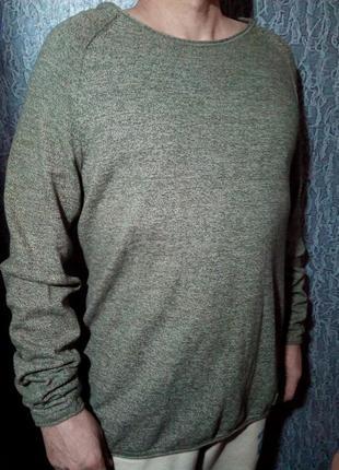 Комфортный свитер.