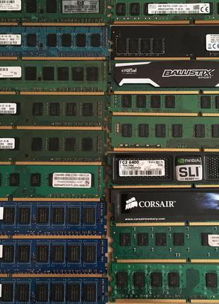 Оперативна пам'ять DDR4 4GB