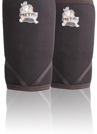 Наколенники Metal IPF Knee/Elbow Sleeves пара пауэрлифтинг