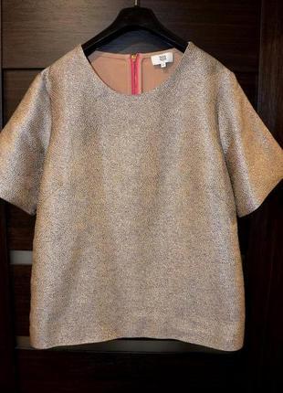 Красивая блузка, большой размер