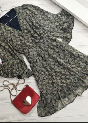 Платье в стиле бохо, прованс
