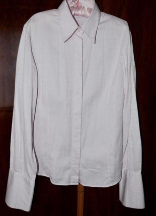 Базовая рубашка c запонками