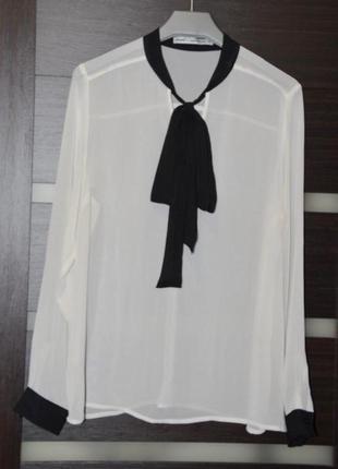 Шифоновая легкая блузка