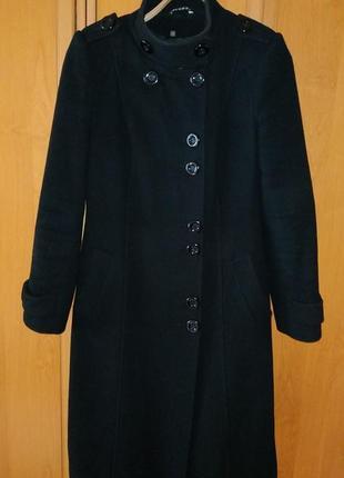 Пальто классическое, демисезонное