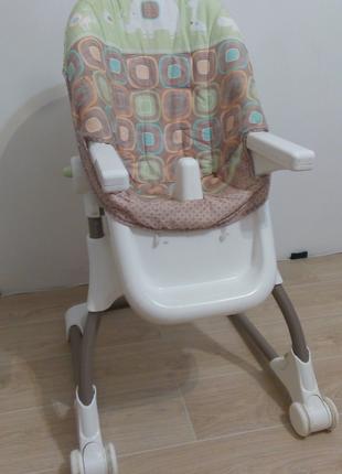 Стул, стульчик для кормления fisher price (фишер прайс)