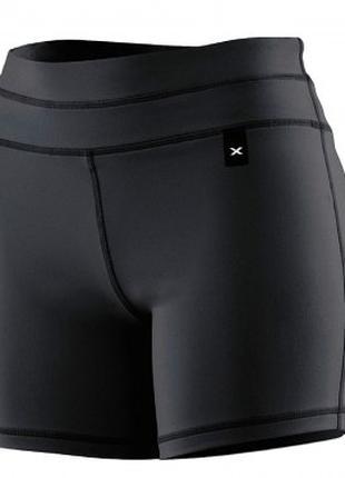 Женские короткие шорты для интенсивных тренировок 2xu WZ1800b