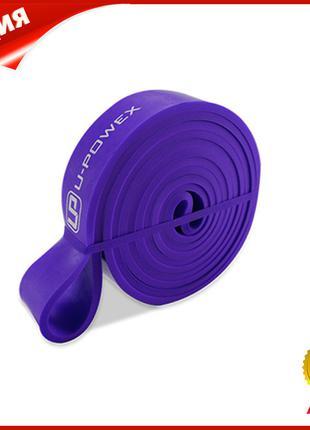 Резиновая петля для тренировок U-POWEX 001 Purple 2080*32*4,5m...