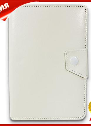 Чехол - книжка - подставка универсальный на скобах для планшет...
