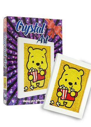 "Набор для творчества ""Crystal art: Винни Пух"" 101"