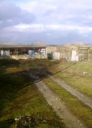 Столярная мастерская (плотня) 125,5 м2 + земельный участок 1626 м