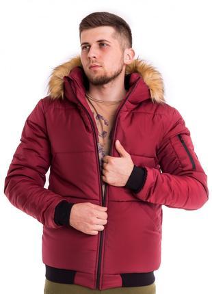 Зимняя куртка LC PILOT │ Бордо