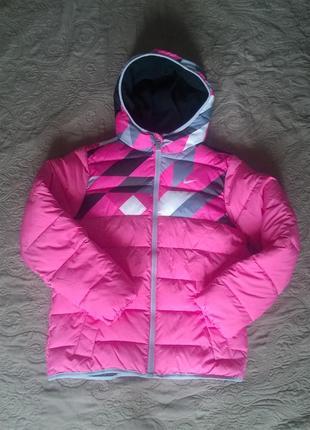 Новая куртка nike alliance пуховик зима s (128-137) и м (137-1...