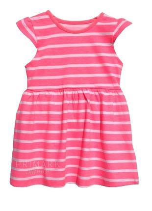 Платье летнее (80 см) primark