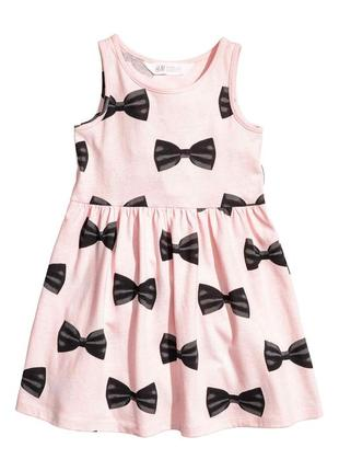 Платье (2-4, 8-10 лет ) h&m