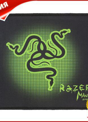 ➘Игровой коврик для мышки Rezer игровая поверхность универсаль...