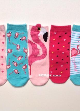 Носки для девочки 23-26 евр  primark