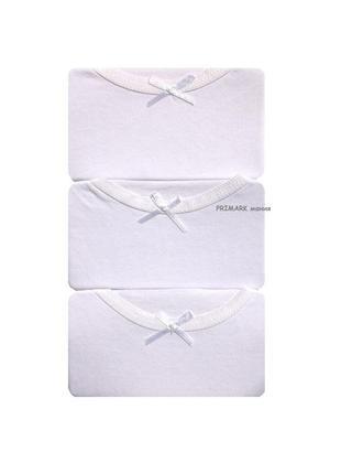 Майки комплект из трех для девочки (1.5-15 лет) primark