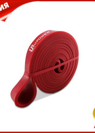 Резиновая петля для тренировок U-POWEX 001 Red 2080*13*4.5mm с...