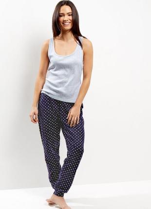 Женская трикотажная пижама new look