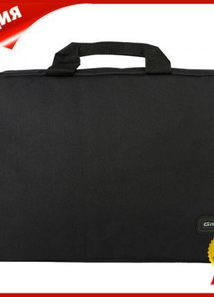 Сумка для ноутбука Grand-X SB-115 Black прочная надежное хране...
