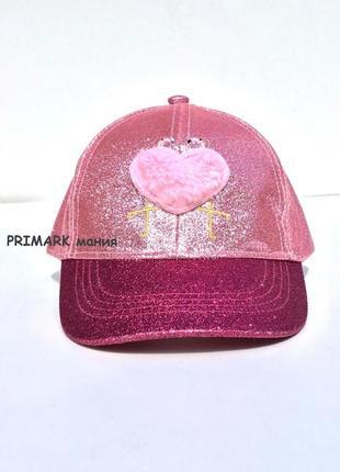 Кепка для девочки фламинго primark