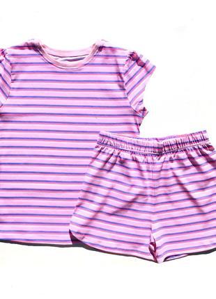 Летняя пижама для девочки george