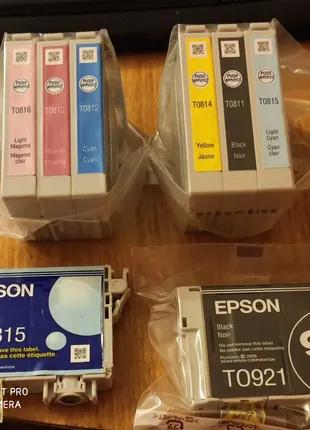 Набор картриджей Epson для струйного принтера