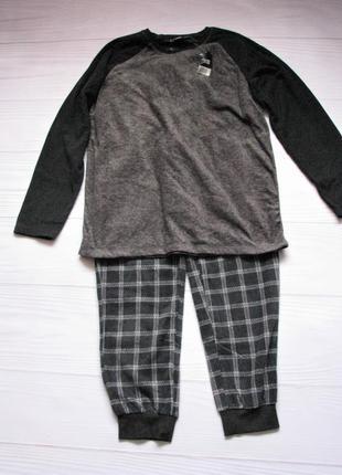 Теплый комплект пижама домашний костюм livergy германия
