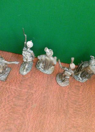 Солдатики коллекция 6 штук