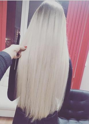 Наращивание волос !Микро и нано капсулы