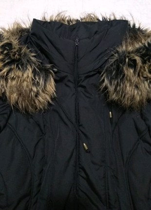 Куртка на флисе. Очень теплая.